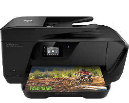 惠普hp officejet 7510驱动